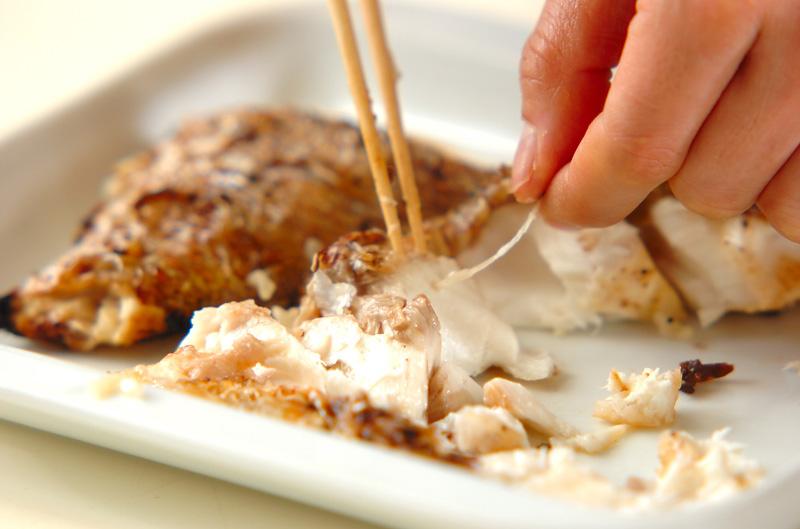 洋風鯛飯の作り方の手順8