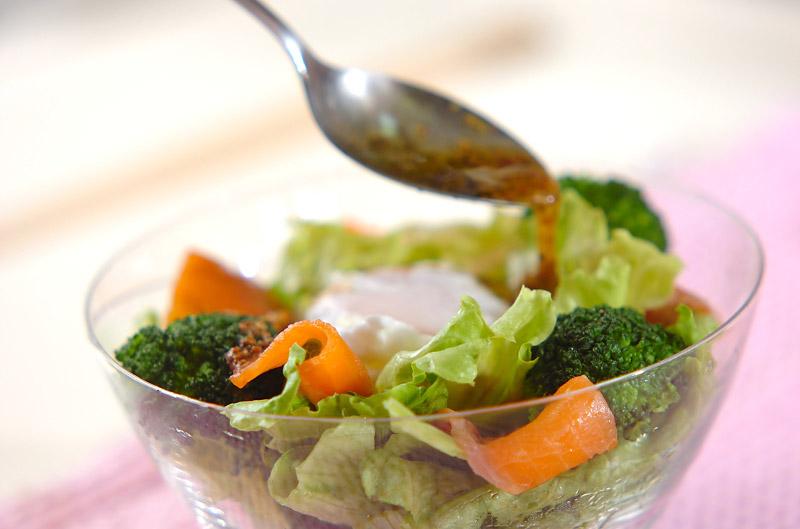 スモークサーモンサラダの作り方の手順7
