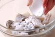 イカと野菜のソース炒めの作り方の手順8
