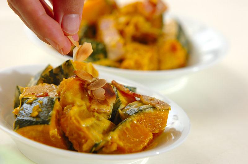 カボチャサラダの作り方の手順4