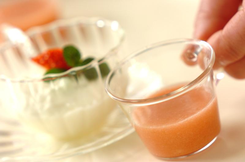 フロマージュブランのムースの作り方の手順7