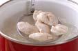 つるりんささ身スープの作り方の手順1