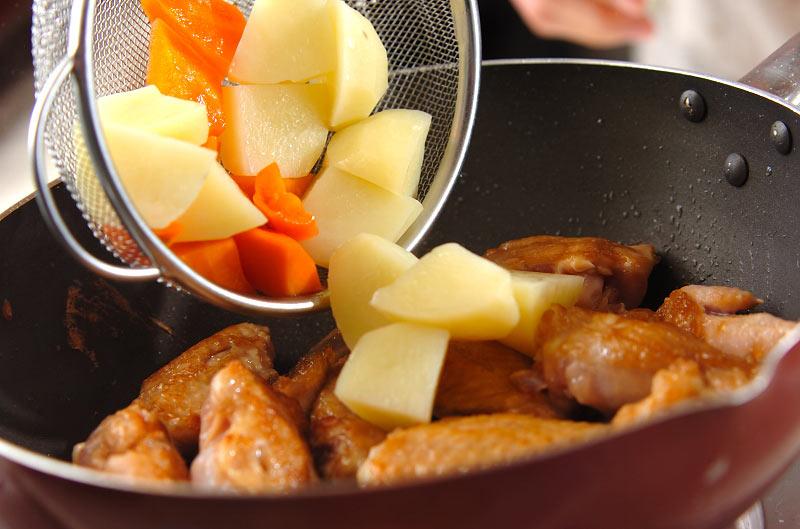 手羽肉の中華風煮込みの作り方の手順5