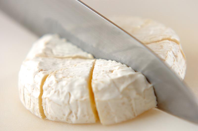 コーンとチーズの春巻きの作り方の手順2