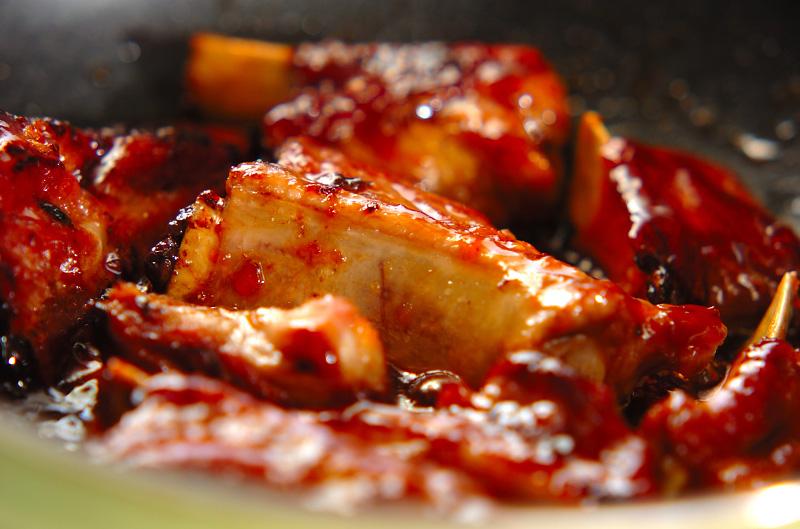 骨付き豚バラ肉のママレード煮の作り方の手順5