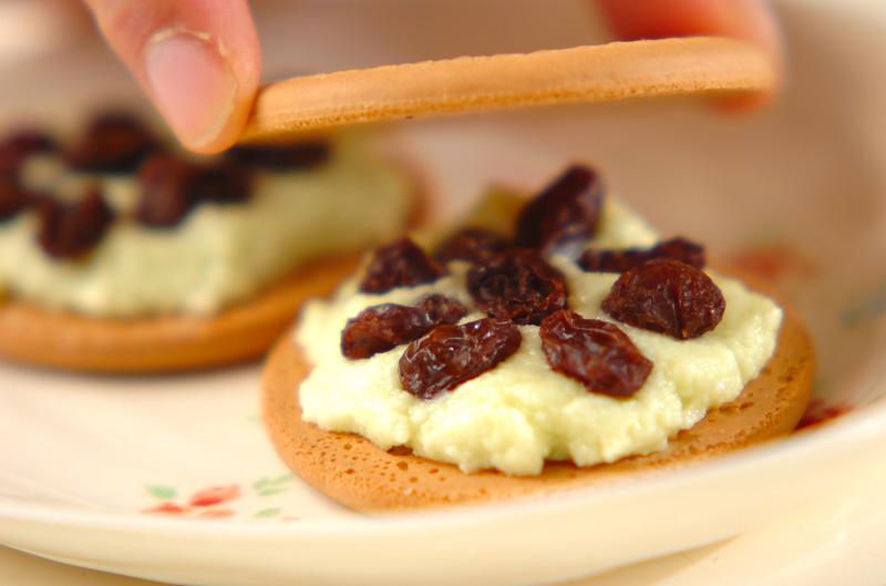 チョコミントサンドの作り方の手順3