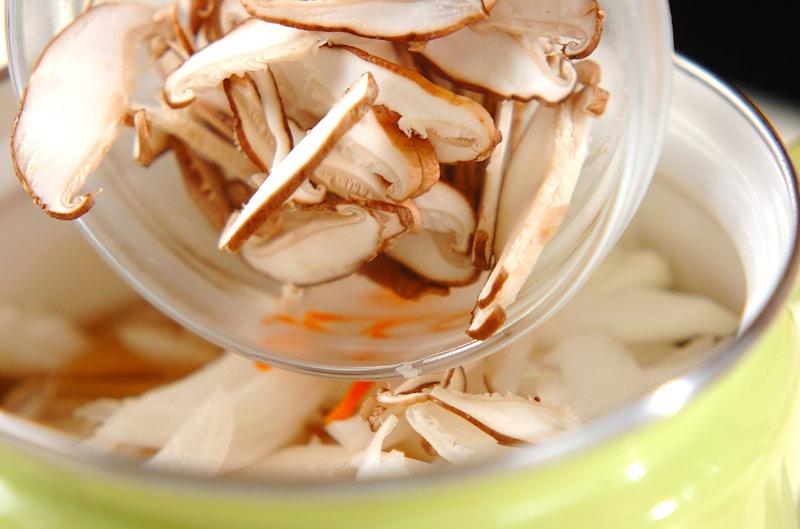 サクサク白身魚の野菜たっぷりあんかけの作り方の手順9