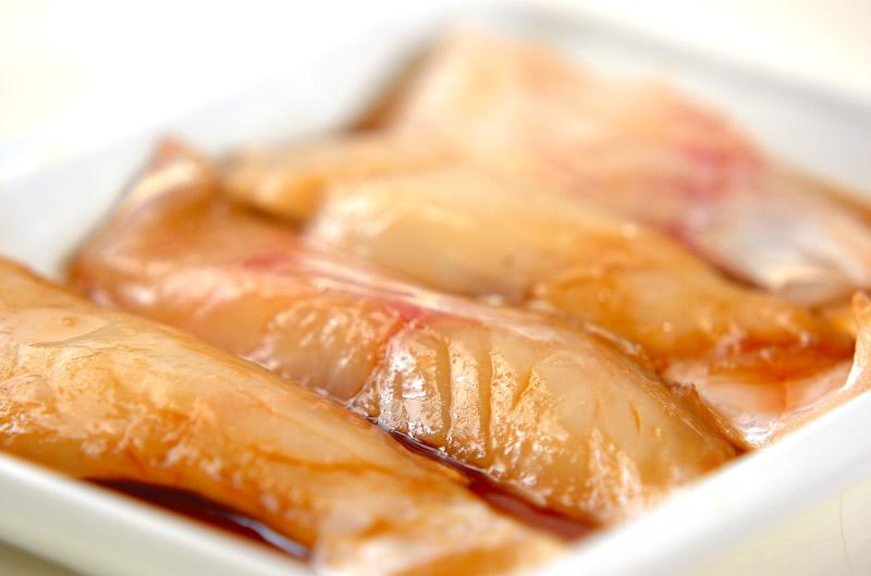 サクサク白身魚の野菜たっぷりあんかけの作り方の手順1