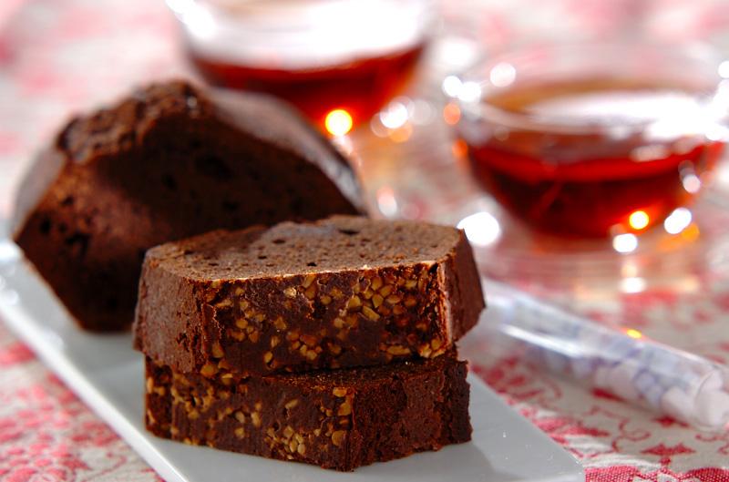 チョコレートレシピ: 焼きチョコタルト【E・レシピ】料理のプロが作る簡単レシピ