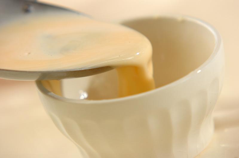 フランのバニラアイスのせの作り方の手順6