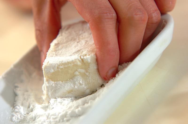 揚げ出し豆腐の作り方の手順8
