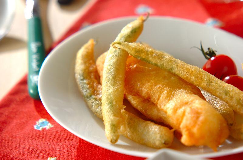 白身魚のフリットの作り方の手順