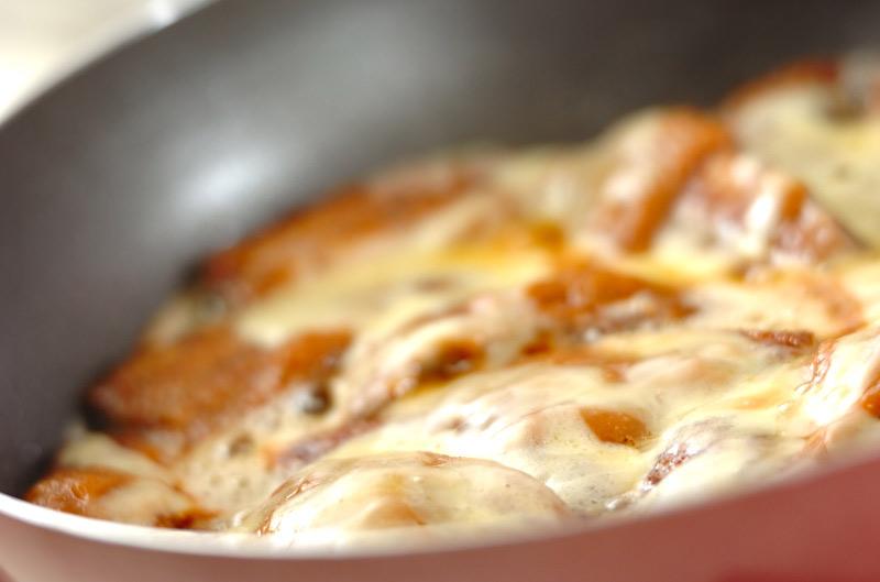 サンマのみそチーズ焼きの作り方の手順6