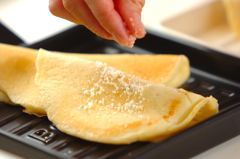 ポテトパンケーキの作り方の手順7