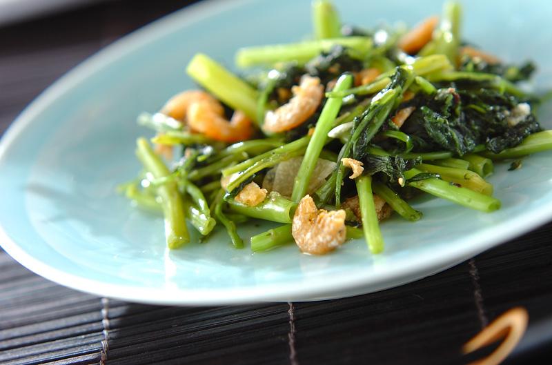 ♪空芯菜のベトナム風サラダ★くるくるカールの作 …