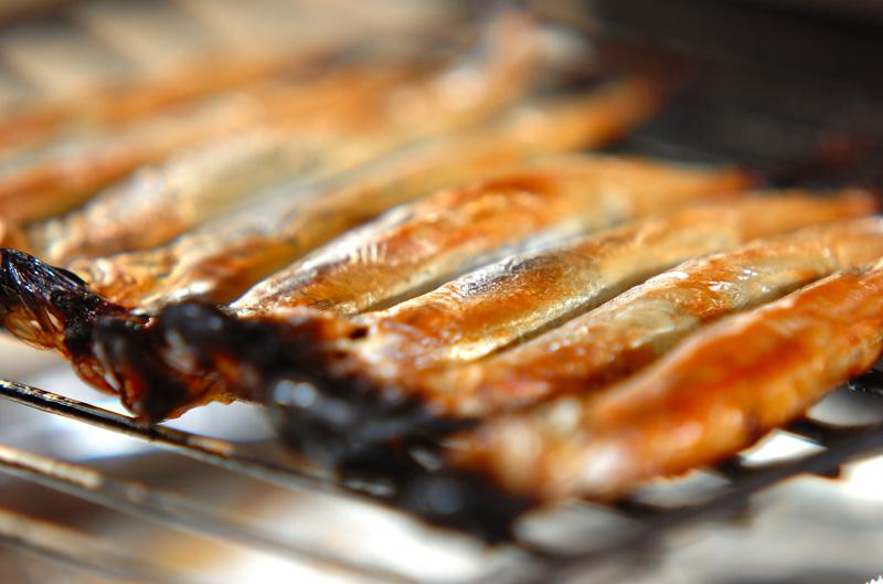 焼きシシャモの南蛮漬けの作り方の手順5