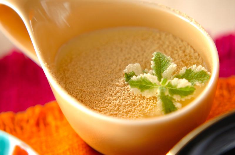 豆乳ババロア