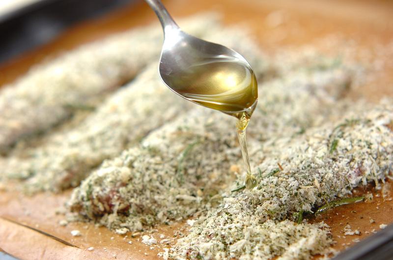 アジの香りパン粉焼きの作り方2