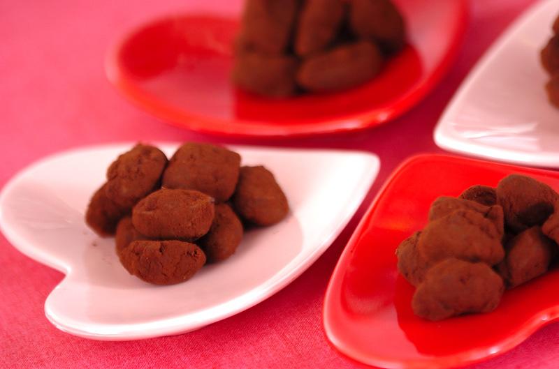 アマンドショコラの作り方の手順