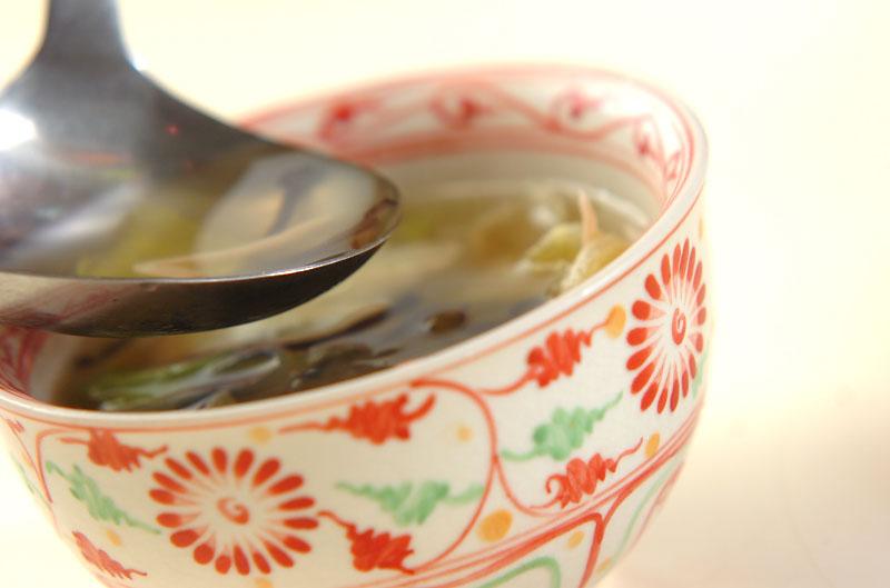 春雨スープの作り方の手順6