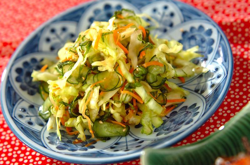 キャベツの大葉漬け【E・レシピ】料理のプロが作る簡単レシピ/2012.03.05公開のレシピです。