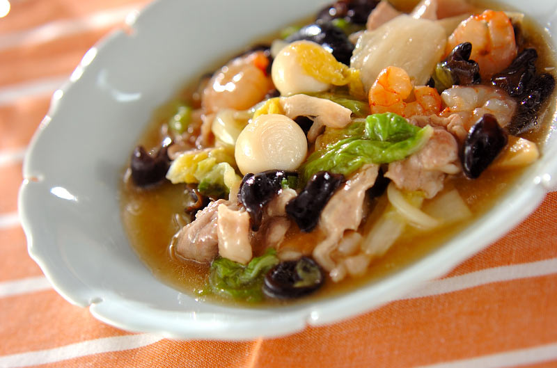 豚肉の中華うま煮【E・レシピ】料理のプロが作る簡単レシピ/2008.11.17公開のレシピです。