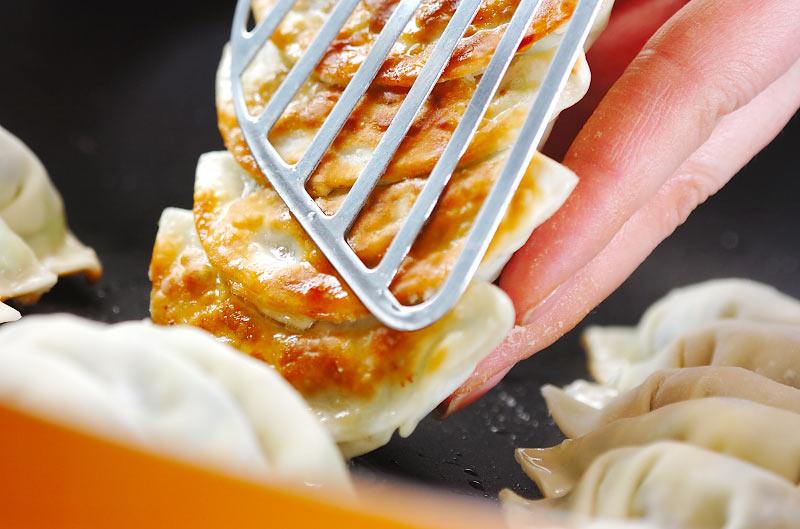 春キャベツの餃子の作り方3