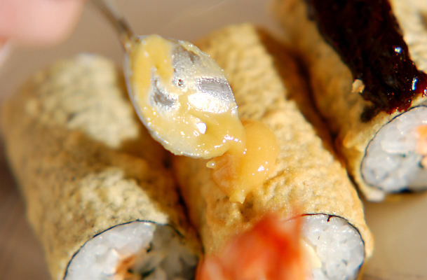 春の寿司天ぷらの作り方の手順7