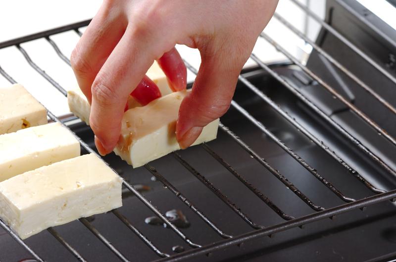 豆腐のハーブ包みの作り方の手順4