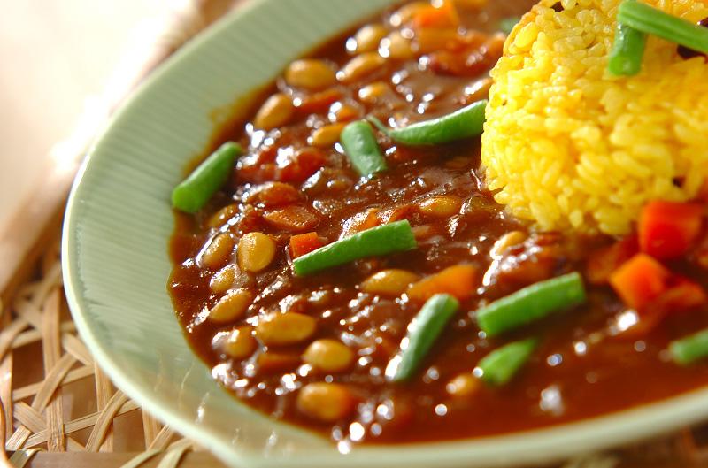 野菜と豆のカレー【E・レシピ】料理のプロが作る簡単レシピ/2014.02.10公開のレシピです。