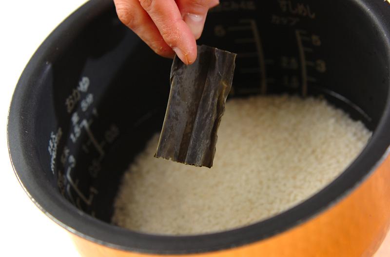 漬けカツオの手ごね寿司の作り方の手順1