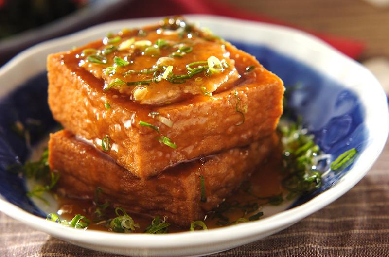 レシピ 厚 揚げ ひき肉
