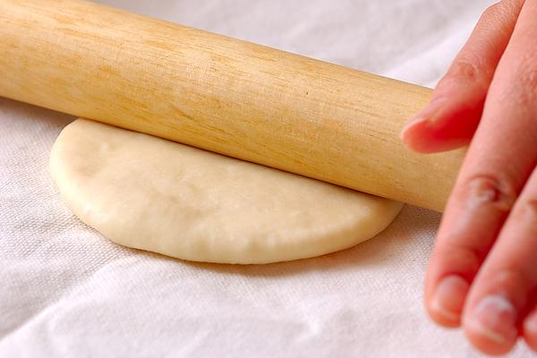 三色パンの作り方の手順15
