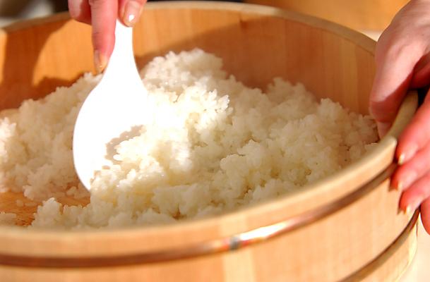 基本の寿司飯
