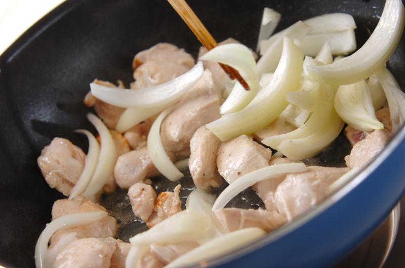 鶏肉のオレンジソースの作り方の手順10