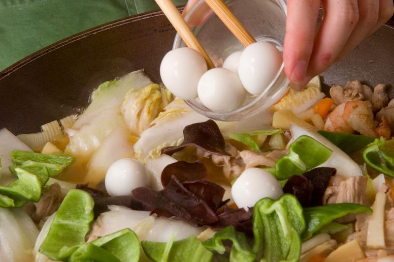 具だくさんの八宝菜の作り方の手順14