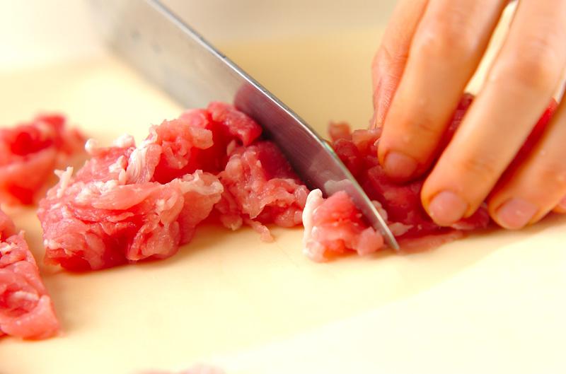 カリカリお好み焼きの作り方の手順1