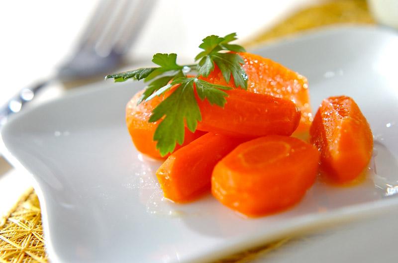 ニンジンのグラッセ【E・レシピ】料理のプロが作る簡単レシピ/2009.07.13公開のレシピです。