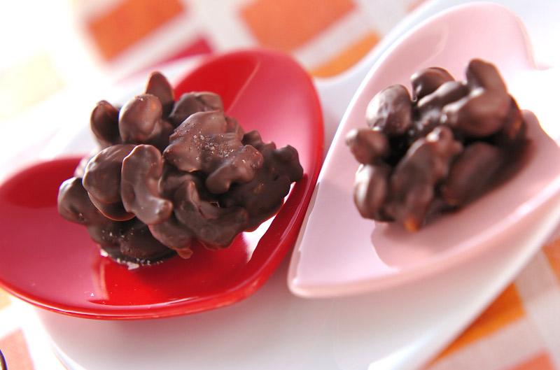 チョコナッツ