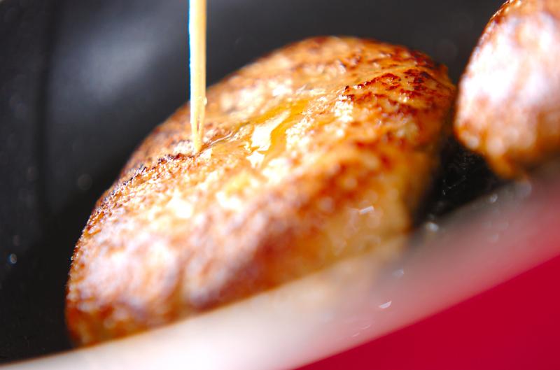 ふんわりハンバーグの作り方の手順9