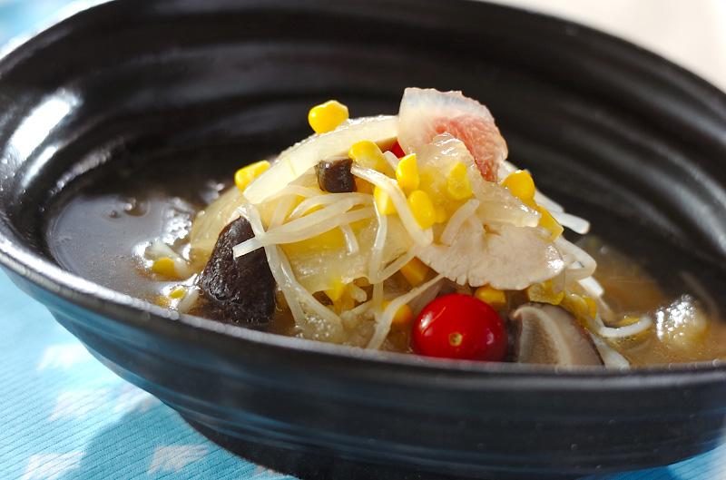 冬瓜の冷製スープ煮