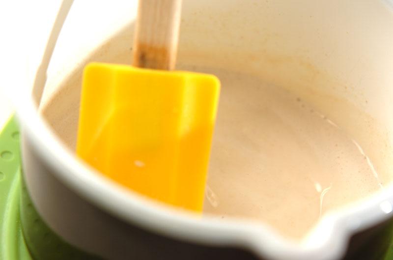 きな粉プリンの作り方の手順2