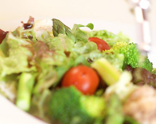 たっぷりサラダプレートの作り方の手順8