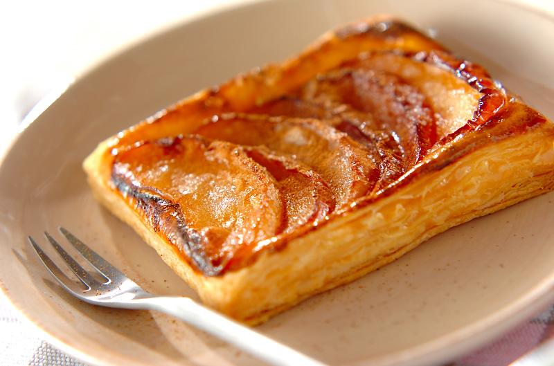 簡単アップルパイの作り方の手順