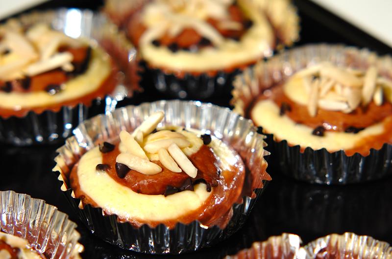 チョコロールの作り方の手順27