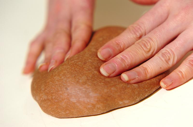 チョコロールの作り方の手順18