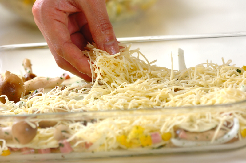 ポテトグラタンの作り方2