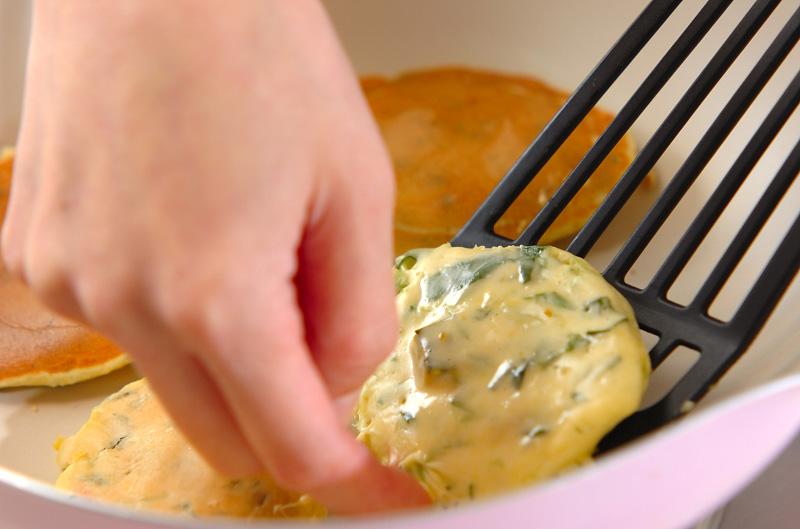 小松菜とカボチャのミルク煮のポイント・コツ
