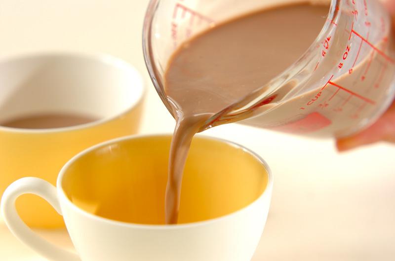 豆乳ココアプリンの作り方2