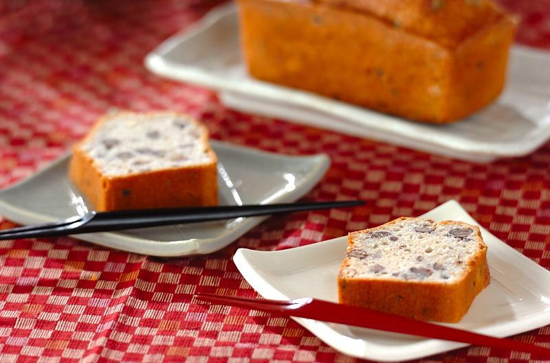 小倉ケーキの作り方の手順